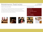 View More Information on Berryman Partners Lawyers