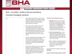 View More Information on BHA Bulkers Pty Ltd