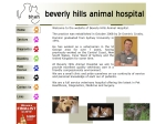 View More Information on Beverly Hills Veterinary Clinic