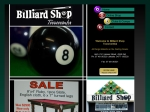 View More Information on Billiard Shop, Toowoomba