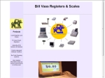 View More Information on Bill Vass Registers & Scales Pty Ltd