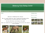 View More Information on Billabong Park Riding Centre
