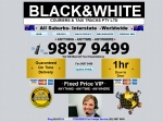 View More Information on Black & White Couriers & Taxi Trucks Pty Ltd
