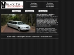 View More Information on Black Tie Limousines, Atwell