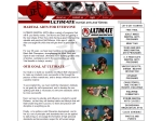 View More Information on Ultimate Martial Arts