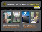 View More Information on Blockout Shutters