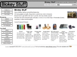 View More Information on Blokey Stuff Pty Ltd
