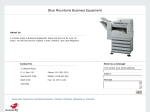 View More Information on Blue Mountains Business Equipment