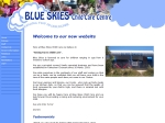 View More Information on Blue Skies Child Care Centre