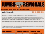 View More Information on Jumbo Removals