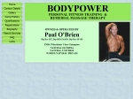 View More Information on Bodypower Personal Training