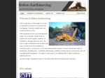 View More Information on Bolton Earthmoving Pty Ltd