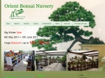 View More Information on Bonsai Oriental Bonsai Nursery