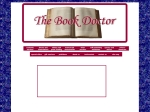 View More Information on Book Doctor