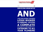 View More Information on Leigh Booker Plumbing
