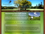 View More Information on Boomerang Farm Golf Course