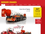 View More Information on Borger Crane Hire & Rigging Services Pty Ltd