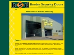 View More Information on Border Security Doors & Flyscreens