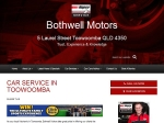 View More Information on Bothwell Motors, Toowoomba