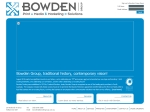 View More Information on Bowden Group