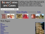 View More Information on Boxes, Crates And Cases