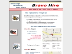 View More Information on Bravo Hire
