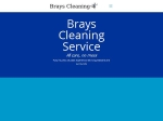 View More Information on Brays Cleaning Service