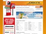 View More Information on Jobsons Discount Tyre & Mechanical, Mascot