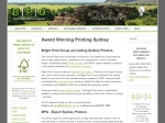 View More Information on Bright Print, Wetherill park