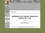 View More Information on Bromar Electrical Services Pty Ltd