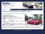 View More Information on Bubbles Mobile Car Detailing