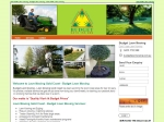 View More Information on Budget Lawnmowing Landscaping