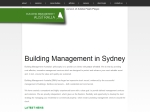 View More Information on Building Management Australia