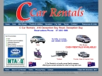 View More Information on C Car Rentals