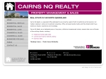 View More Information on Cairns NQ Realty Pty Ltd