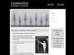 View More Information on Camboon Powder Coaters