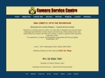 View More Information on Camera Service Centre, Sydney