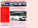 View More Information on Canberra Day Tours