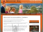 View More Information on Canberra's Belconnen Hotel Motel And Serviced Apartments, Hawker