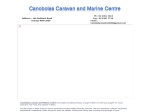 View More Information on Canobolas Caravan Park