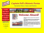 View More Information on Cap't Fell's Historic Ferries