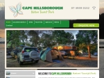 View More Information on Cape Hillsborough Nature Resort