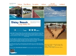 View More Information on Caravan Park Dicky Beach