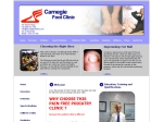 View More Information on Carnegie Foot Clinic, Carnegie