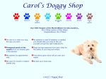 View More Information on Carols Doggy Shop