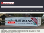 View More Information on Carrick Hoarding Hire