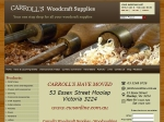 View More Information on Carroll's Woodcraft Supplies