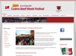 View More Information on Casino Beef Week