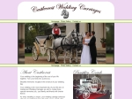 View More Information on Castle Crest Wedding Carriages