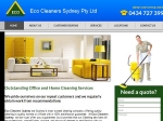 View More Information on Eco Cleaners Sydney Pty Ltd
